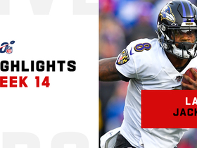 Lamar Jackson's best plays against the Bills | Week 14