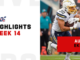 Austin Ekeler's best plays from 213-yard game | Week 14