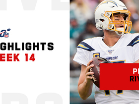 Philip Rivers' best throws from 314-yard day | Week 14
