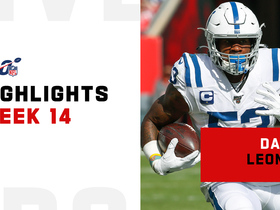 Darius Leonard's best defensive plays vs. Bucs | Week 14