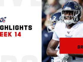 Every A.J. Brown catch from 153-yard game | Week 14