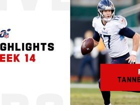 Ryan Tannehill's biggest throws from 391-yard game | Week 14