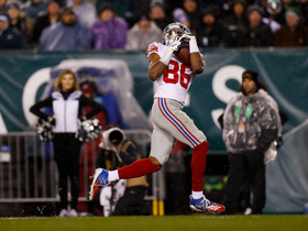 Can't-Miss Play: Eli's second TD toss to Slayton is 55-YARD LAUNCH