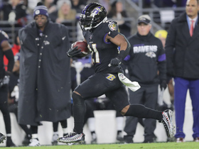 Mark Ingram caps Ravens' opening drive with speedy TD off the edge