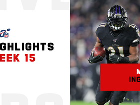 Mark Ingram's best plays in prime time | Week 15