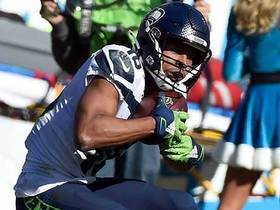 Tyler Lockett finds space in secondary for first TD since Week 9