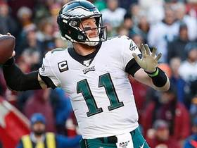 Can't-Miss Play: Wentz fools TV broadcaster on wild TD pass