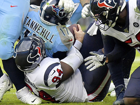 Charles Omenihu seals win for Texans with sack of Ryan Tannehill