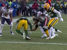 Packers hold on to win after Bears' WILD lateral play nearly scores