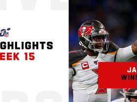 Jameis Winston's best throws from 458-yard game | Week 15