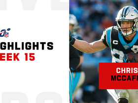 Christian McCaffrey's best plays from 175-yard game | Week 15