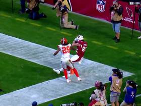 Can't-Miss Play: Air Arnold! Cards TE gets UP for epic TD grab
