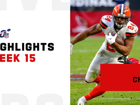 Every touch from Nick Chubb's 148-yard game | Week 15