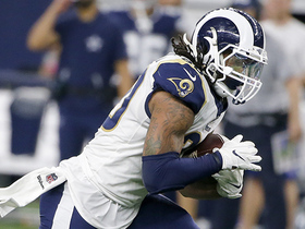 Rams go to Gurley on the ground for TD and two-point conversion