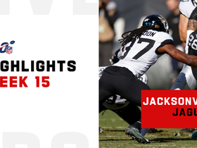 Every tackle for loss by the Jags against the Raiders | Week 15