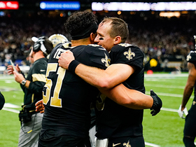Drew Brees sets record for all-time passing TDs with No. 540