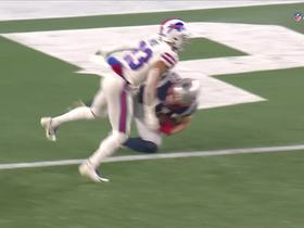 Edelman channels Gronk with supersonic spike after two-point conversion