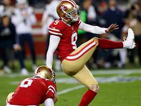 Walk-off win! Robbie Gould has ICE in veins for game-winning FG