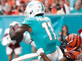 DeVante Parker caps dominant drive with STRONG TD grab