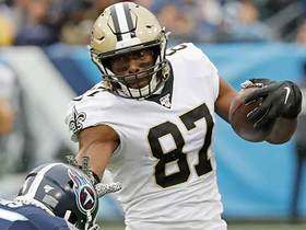 Can't-Miss Play: Now Saints are Cook'n! Brees serves up 61-yard TD to TE