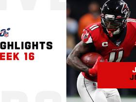 Every catch from Julio Jones' 166-yard day | Week 16