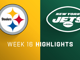 Steelers vs. Jets highlights | Week 16