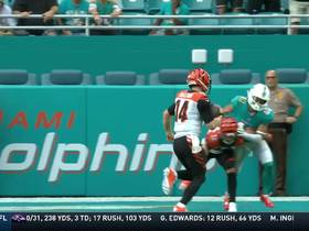 Andy Dalton takes off for CLUTCH two-point conversion run