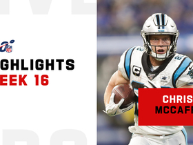 Christian McCaffrey's best plays from 173-yard day | Week 16