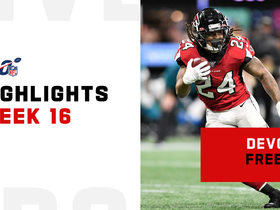 Devonta Freeman's biggest plays from 2-TD game | Week 16