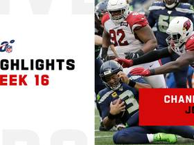 Chandler Jones' top plays from four-sack performance | Week 16