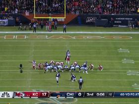 Eddy Pineiro puts Bears on board with 46-yard FG