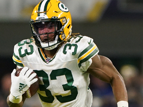 Aaron Jones weaves through Vikings' D for Packers' first TD