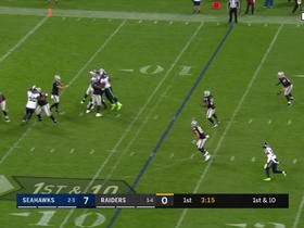 Marshawn Lynch highlights vs. '18 Hawks