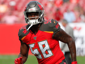 Shaquil Barrett breaks Bucs' franchise record for sacks in a season