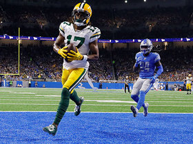 Davante Adams gets open with wicked route for 20-yard TD