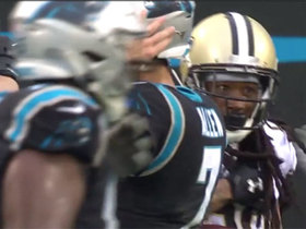 Janoris Jenkins' first INT with Saints comes in the end zone