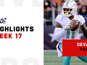 Every DeVante Parker catch from 137-yard game | Week 17