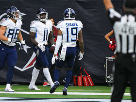 Can't-Miss Play: A.J. Brown tightropes sideline on 51-yard TD catch and run