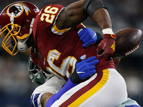 Cowboys' D capitalize on Adrian Peterson fumble with recovery