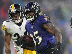Ravens break team rushing yards record in a season on Edwards' run