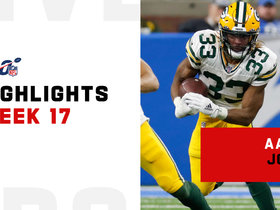 Aaron Jones' best plays from 100-yard game | Week 17