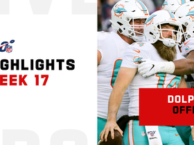 Every play from Dolphins' game-winning drive | Week 17