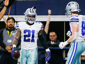 Can't-Miss Play: Zeke's cutback puts DB on his back on 33-yard TD run