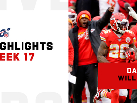 Damien Williams' best plays from 2-TD game | Week 17