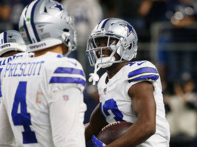 Have a day, Michael Gallup! Cowboys WR scores third TD late