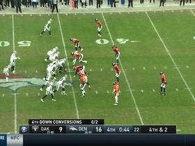 Marcell Ateman lays out for clutch fourth-down grab
