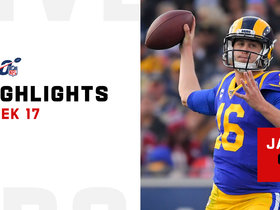 Jared Goff's best throws from season finale vs. Cardinals | Week 17