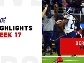 Derrick Henry's most dominant plays from 3-TD game | Week 17