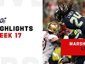 Marshawn Lynch's biggest plays in Seahawks return | Week 17
