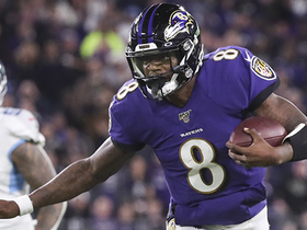 Lamar Jackson highlights | 2019 season
